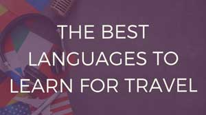 languages for travel to learn
