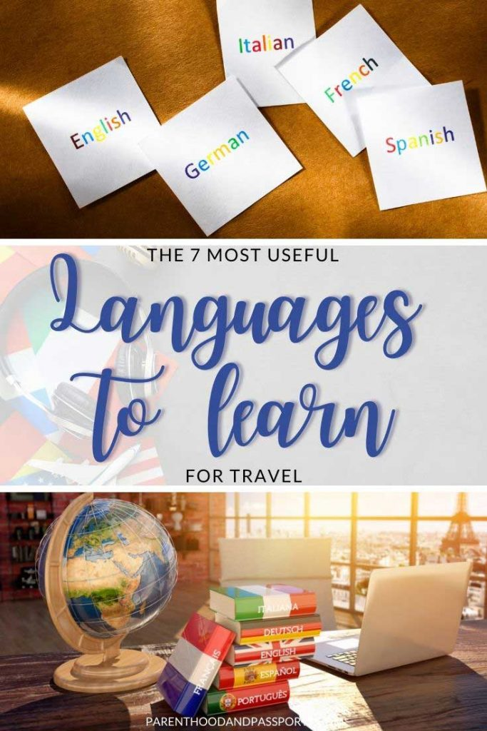 Learning a new language for travel is a great way to feel a deeper connection to the places you visit and the people you meet. But with more than 6,500 languages spoken in the world today, it isn't practical to learn them all. So, which languages are most useful for travel, and how should you go about learning them? In this guide, we detail the top 7 languages to learn for travel and provide tips and resources to make language learning easier.