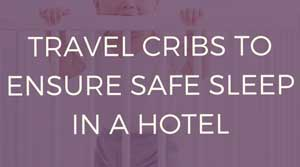 travel crivs to ensure safe sleep in a hotel