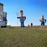 Driving the North Dakota Enchanted Highway - a quirky road trip detour