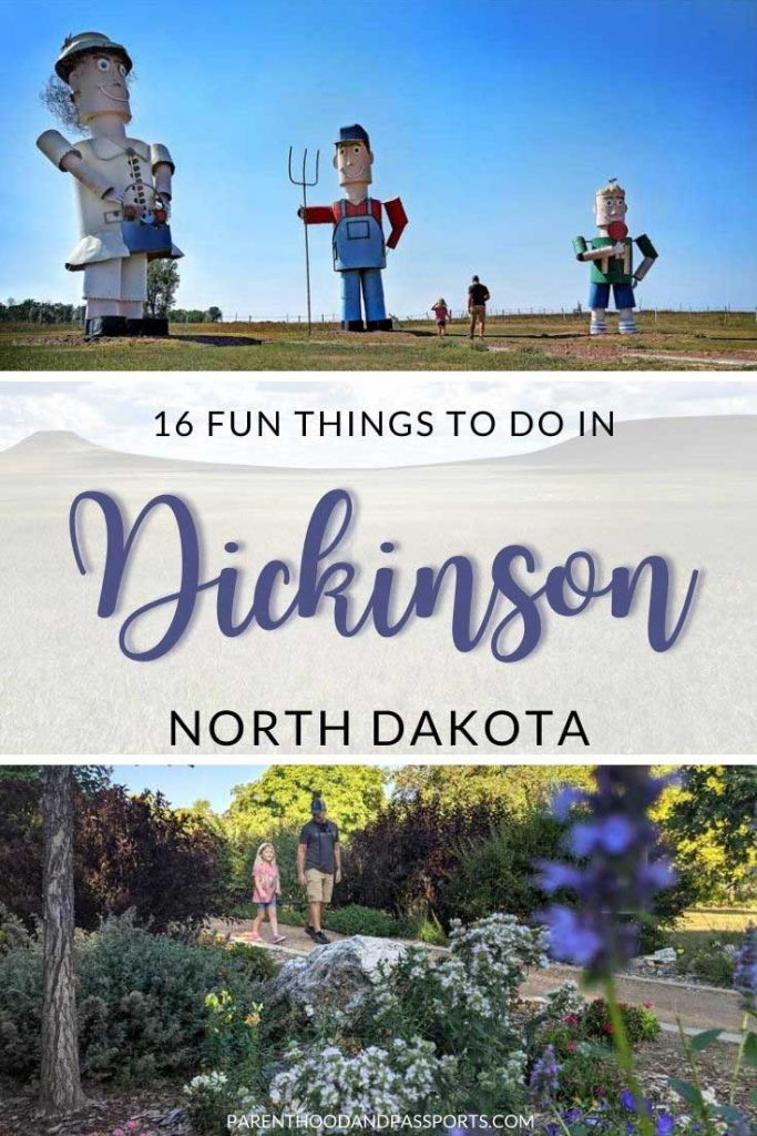 Discover the best things to do in Dickinson, North Dakota, from the prairies and grasslands, to museums and Theodore Roosevelt National Park.
